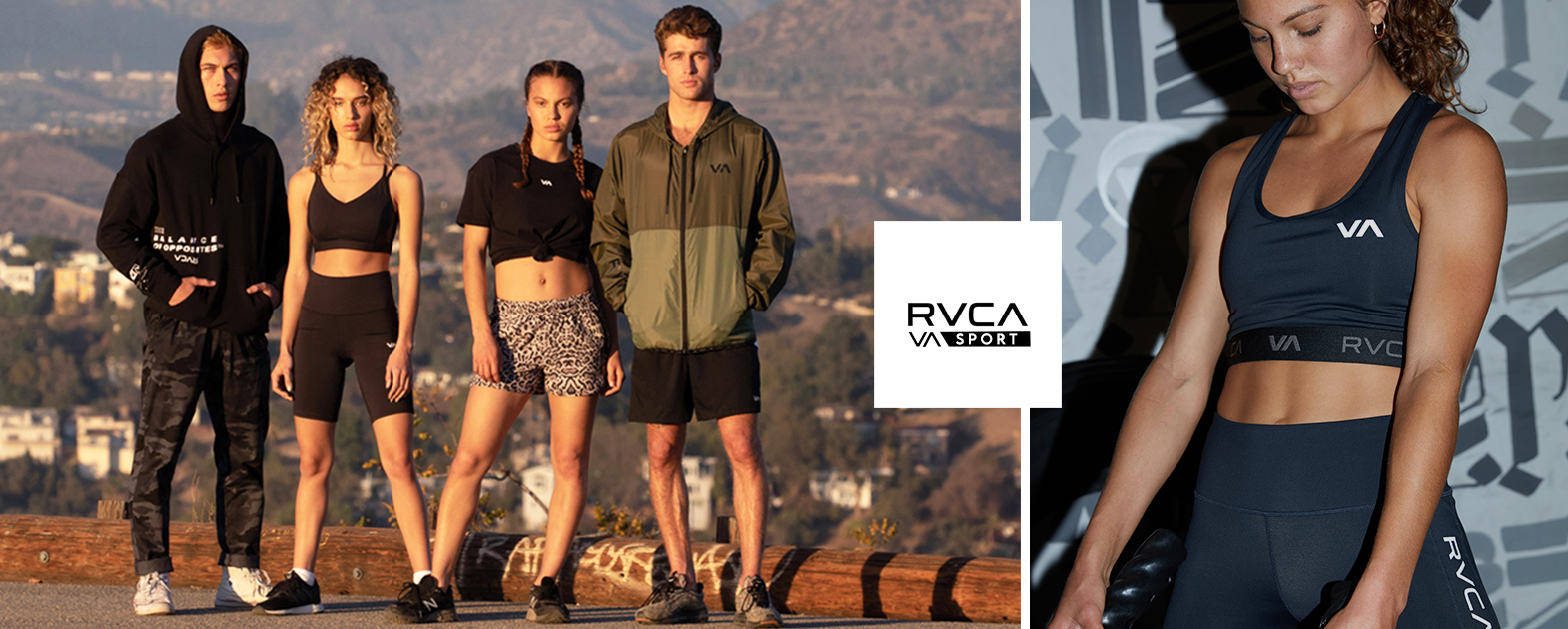 RVCA Sport Collection